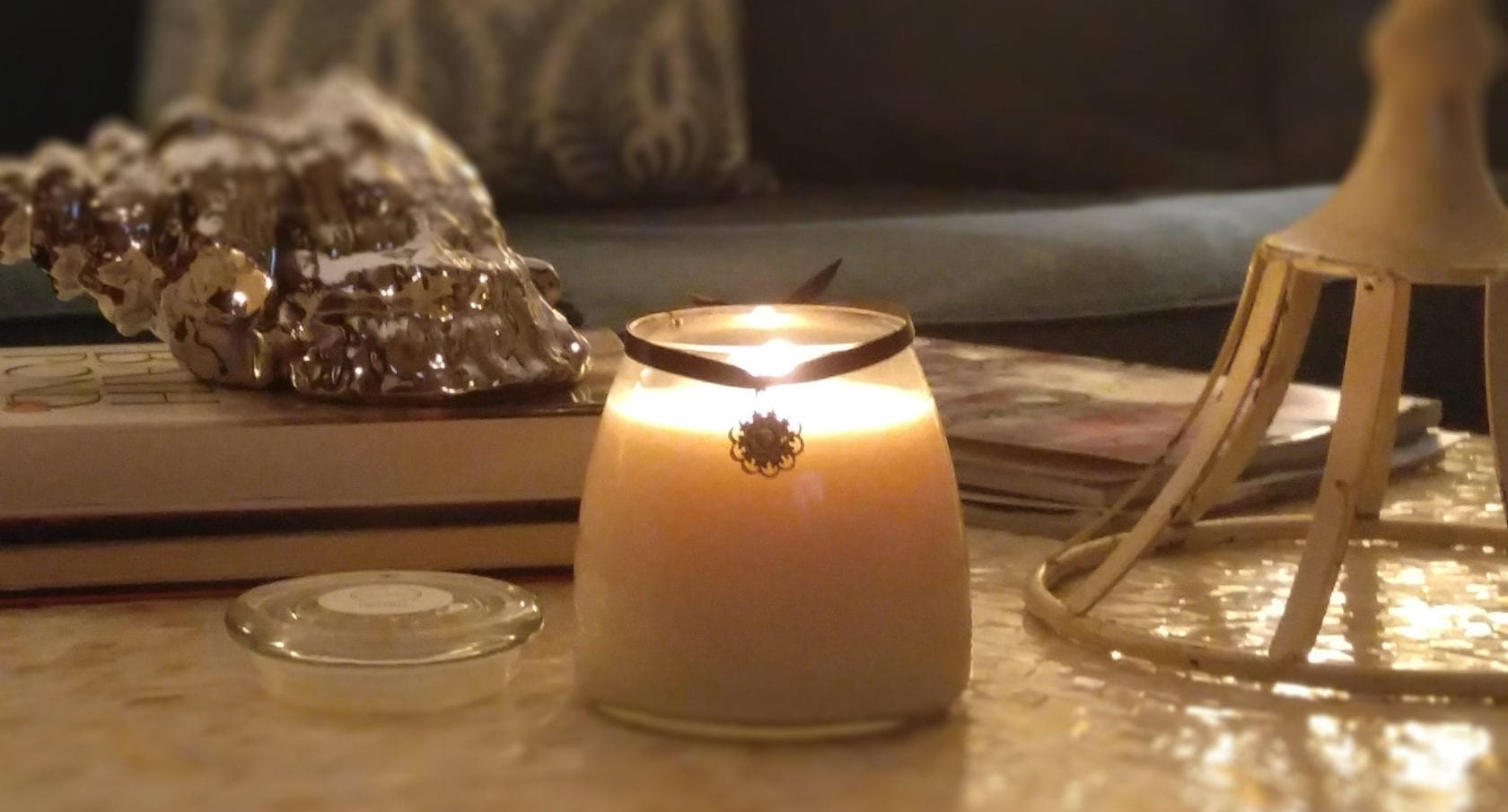 Citrus Blossom Soy Candles Sharing Happiness One Candle At A Time