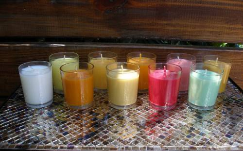 Votive Soy Candles